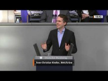 Sven-Christian Kindler MdB: EU-Corona-Hilfen