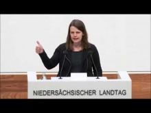"""Julia Willie Hamburg: Antwort zur Regierungserklärung """"Corona in Niedersachsen"""""""