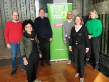 Vorstand Gruene Ratsfraktion Hannover 2021