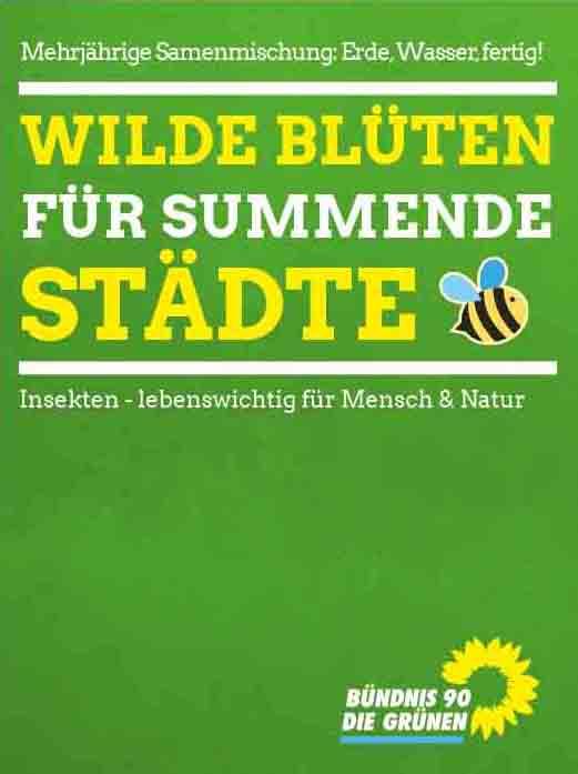 Saatgutmischung Norddeutsche Tiefebene